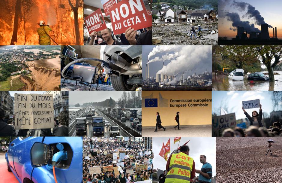 Climat, progrès social et démocratique : même combat