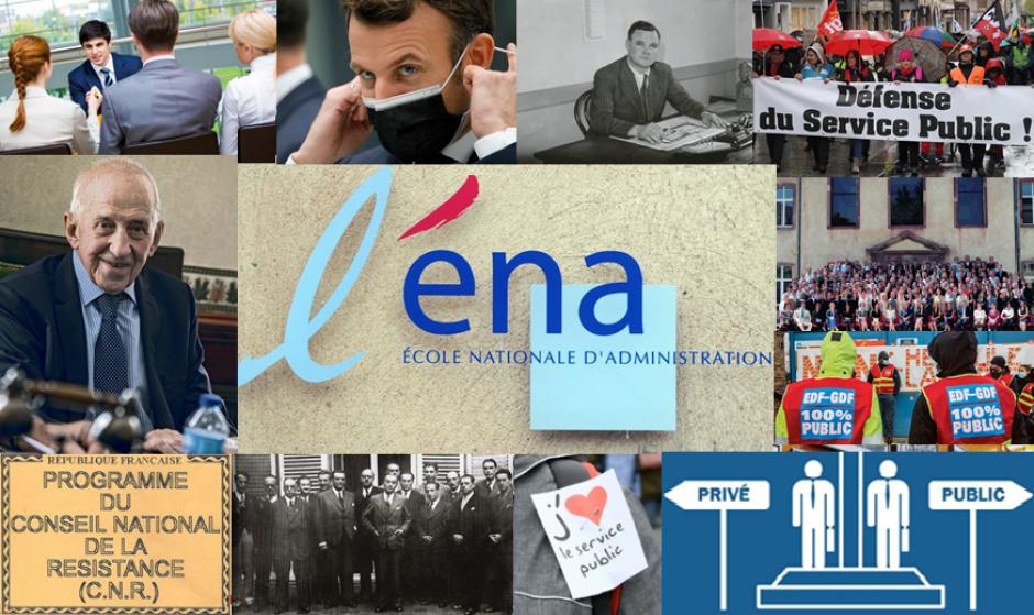 Pourquoi détruire l'ENA ?