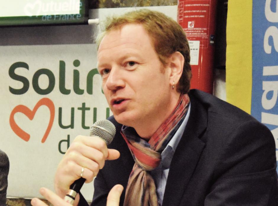 Pierre Dharréville. « Une