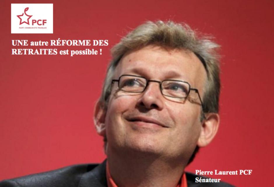 Pierre Laurent (PCF) dans les Pyrénées Orientales lundi 9 mars