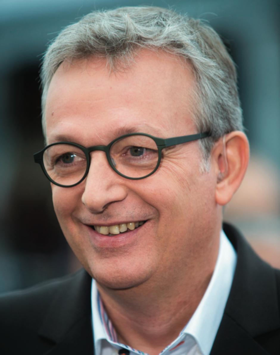 Fête de l'Huma. Pierre Laurent, Secrétaire national du PCF a fustigé l'absence du leader de la FI