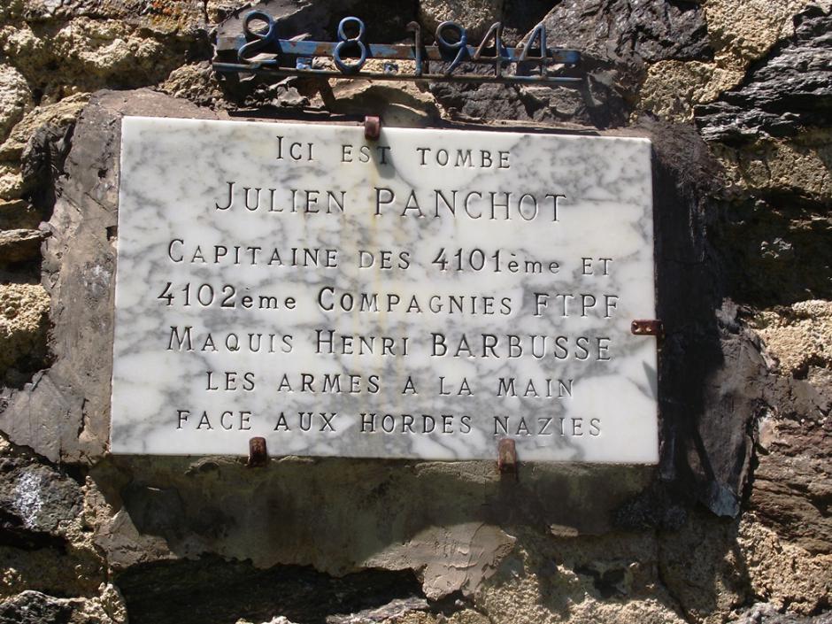 Canohès. Hommage aux frères Panchot, « combattants antifascistes de la première heure »