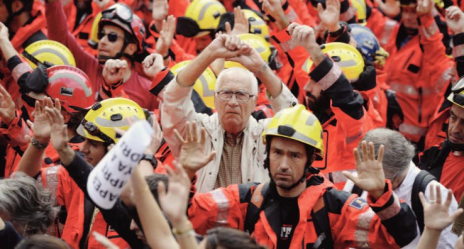 Catalogne. Le refus des violences