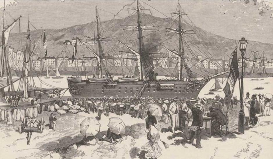 Les 150 ans de la Commune de Paris et de Port-Vendres