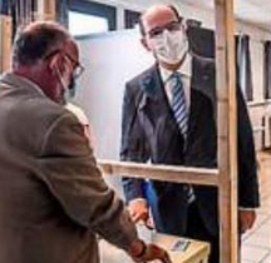 Élections régionales. À Prades, « chez » Jean Castex (L'Indep)