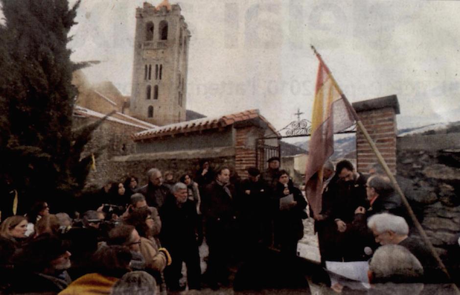 Prats-de-Mollo se souvient des Républicains espagnols en fuite