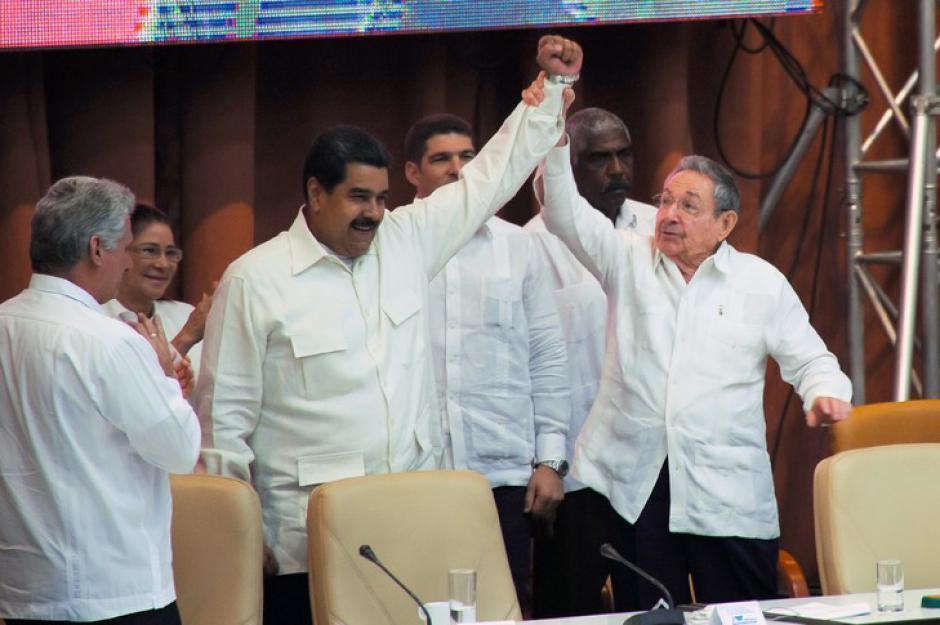 Lettre au Président Maduro adressée par l'Association France Cuba