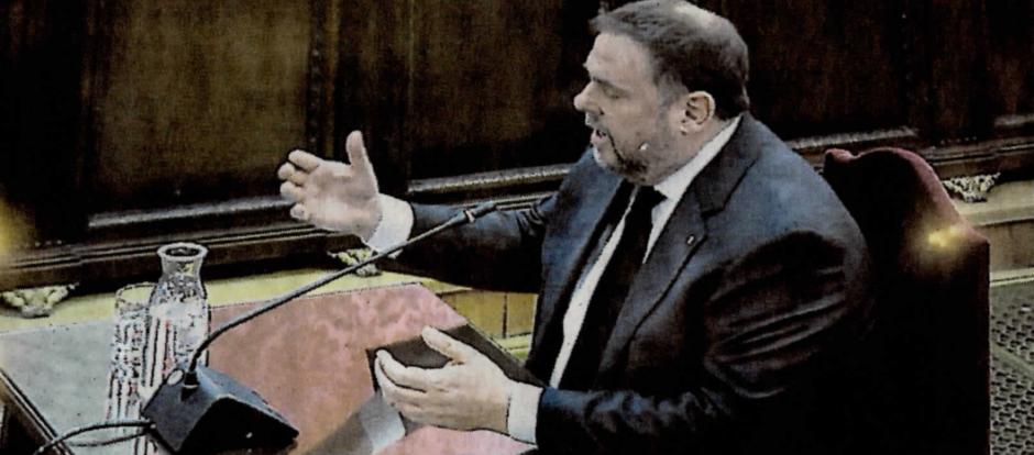 Procès de Madrid. Oriol Junqueras dénonce « un procès politique »