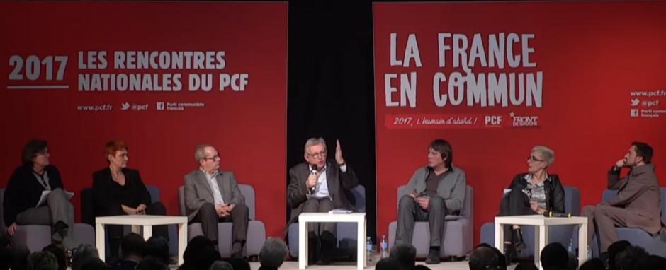 Les rencontres nationales du PCF. Le progrès social est une idée neuve