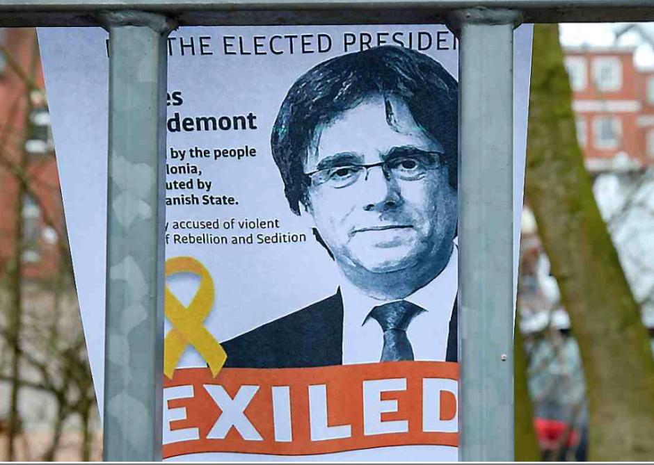 Catalogne. Une porte ouverte vers l'extradition de Puigdemont
