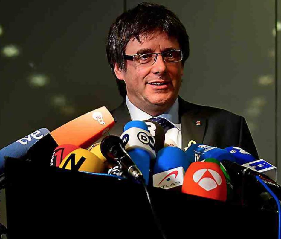 Catalogne. Carles Puigdemont, futur candidat aux élections européennes ?