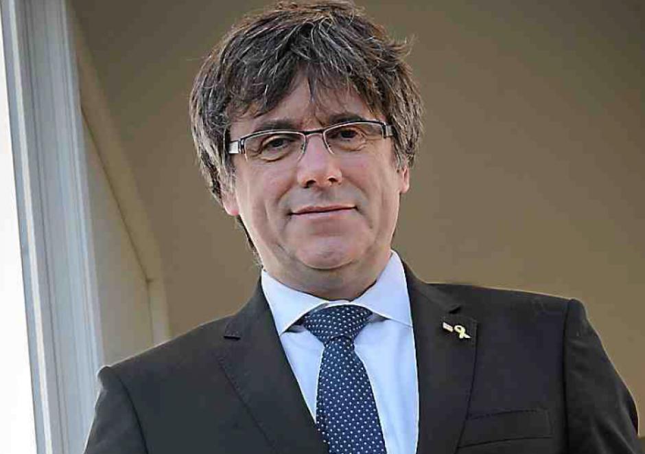 Carles Puigdemont. « La situation des prisonniers, une honte pour l'Europe »