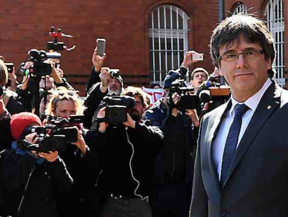 Catalogne. Puigdemont sort libre, l'Espagne plus divisée que jamais