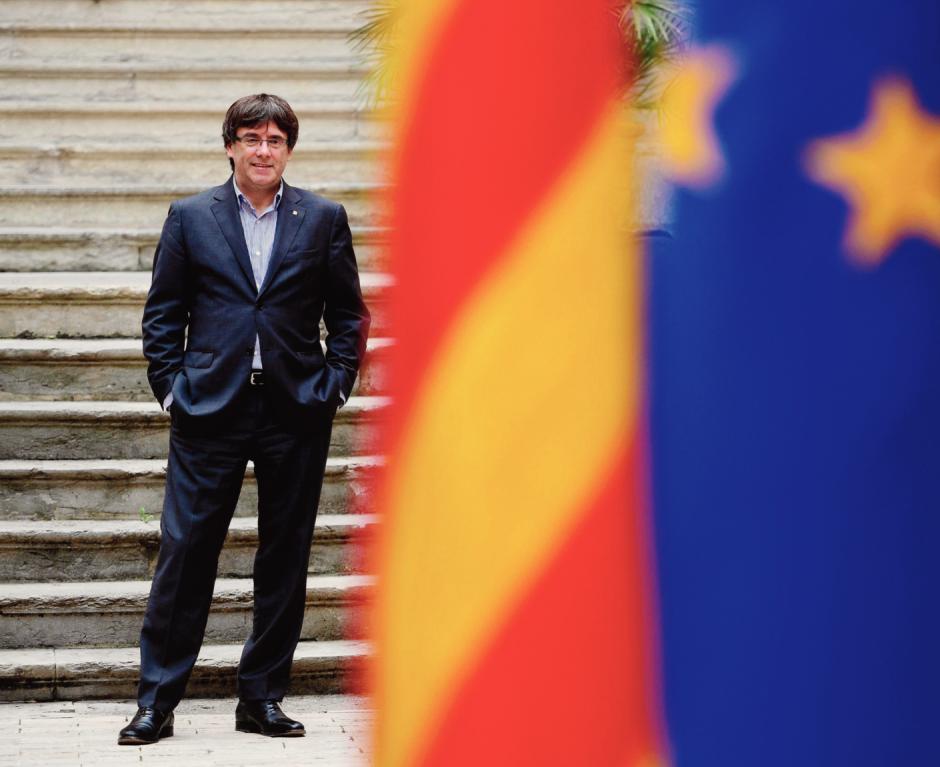 Catalogne. Semaine décisive pour les indépendantistes après les mesures drastiques de M. Rajoy