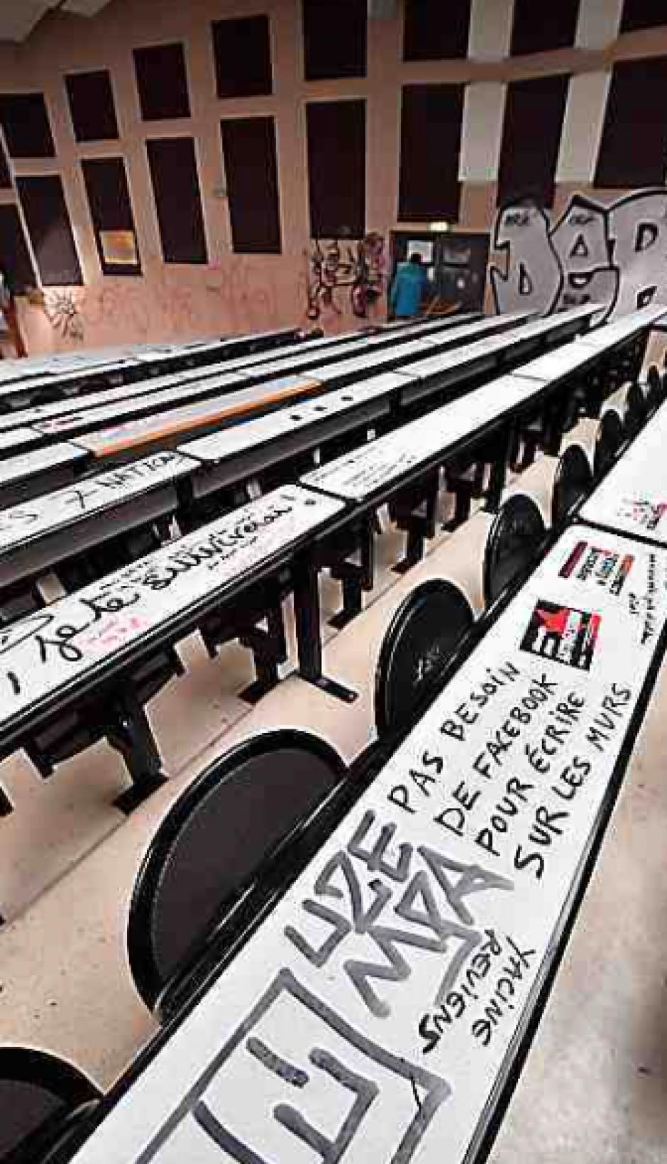 Montpellier. Les CRS interviennent dans une fac de lettres désertée par les étudiants