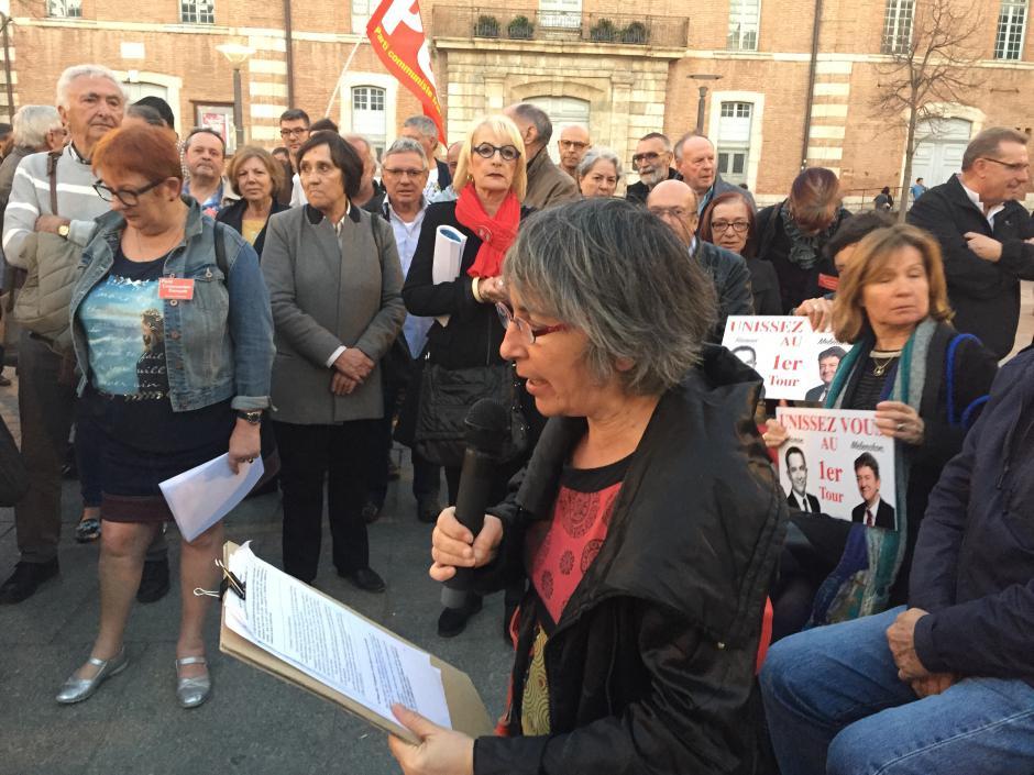 Place République de Perpignan a raisonné. « Un candidat mais pas deux ! »