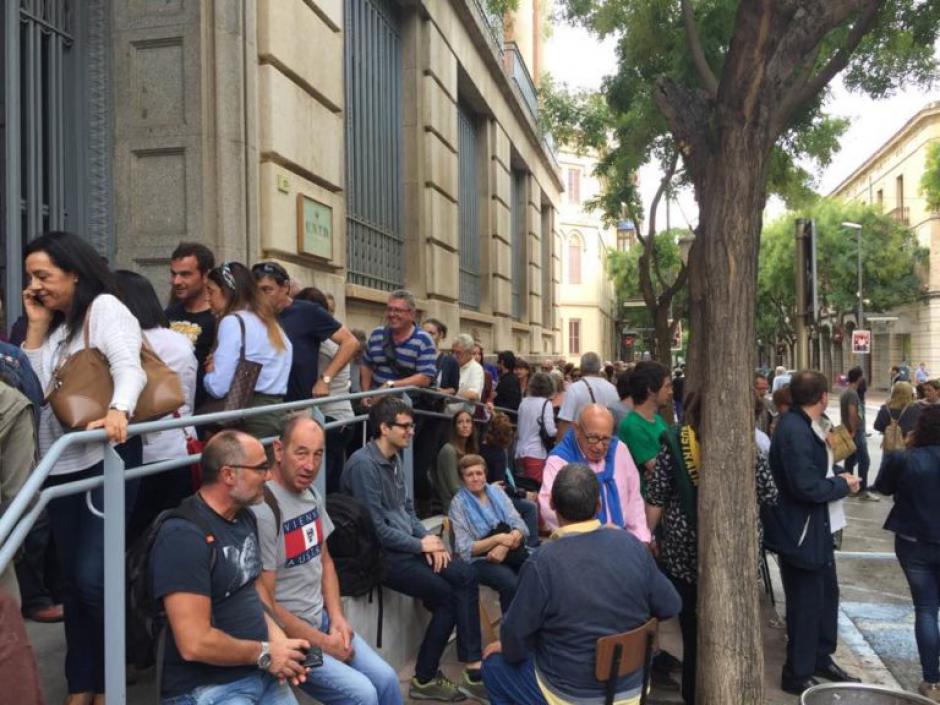 Après le terrible week-end en Catalogne. Violence, témoignage, issue…