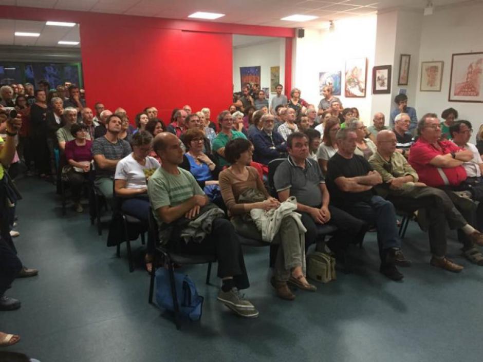 Casal Jaume 1er. « On obtient le droit au référendum en participant au référendum »