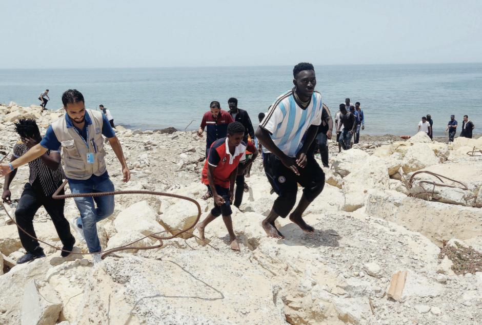 Migrants. Un accord à l'arrachée, et après ?