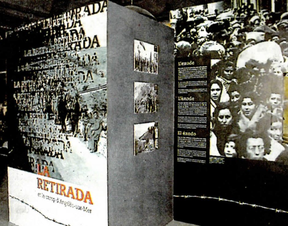 Argelès-sur-Mer. Le mémorial du camp d'Argelès et la « Retirada »