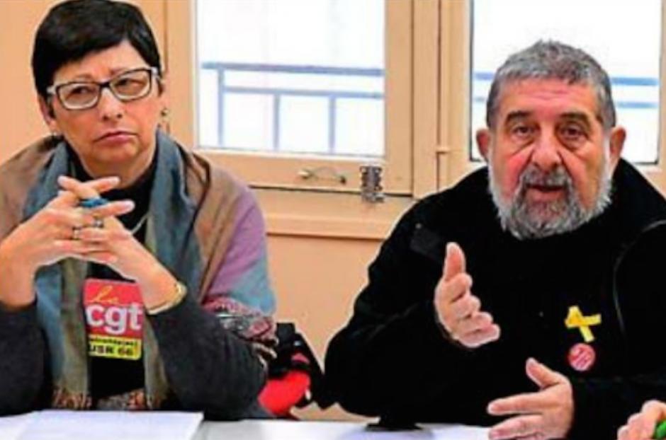 Les retraités des P.-O. veulent « rendre ses cadeaux au député Romain Grau »
