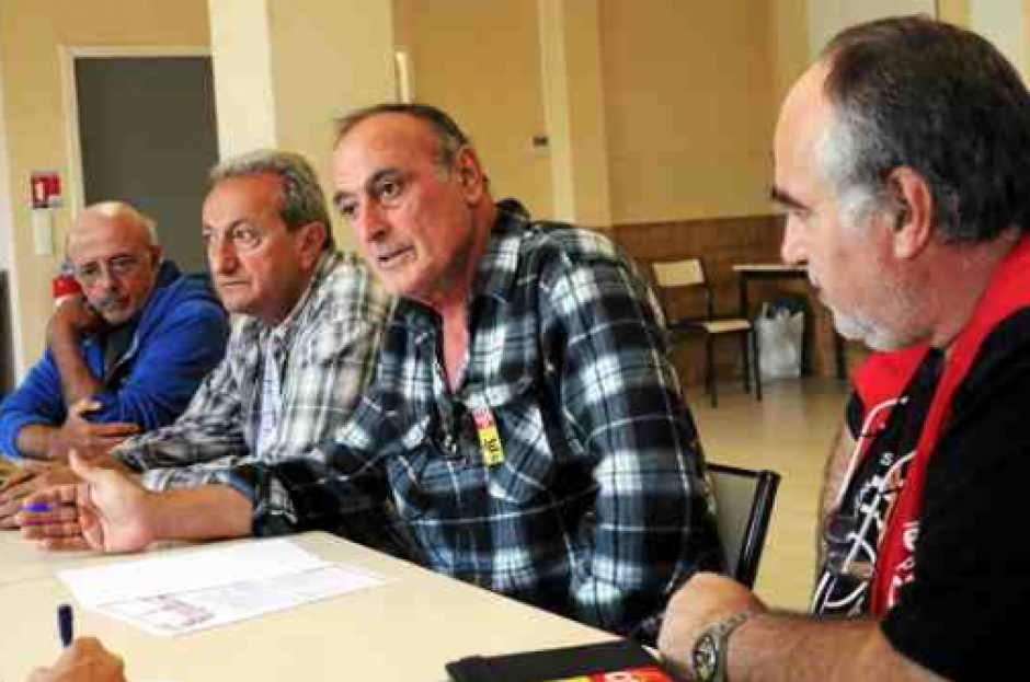 Statut de la SNCF. Les cheminots retraités solidaires des actifs