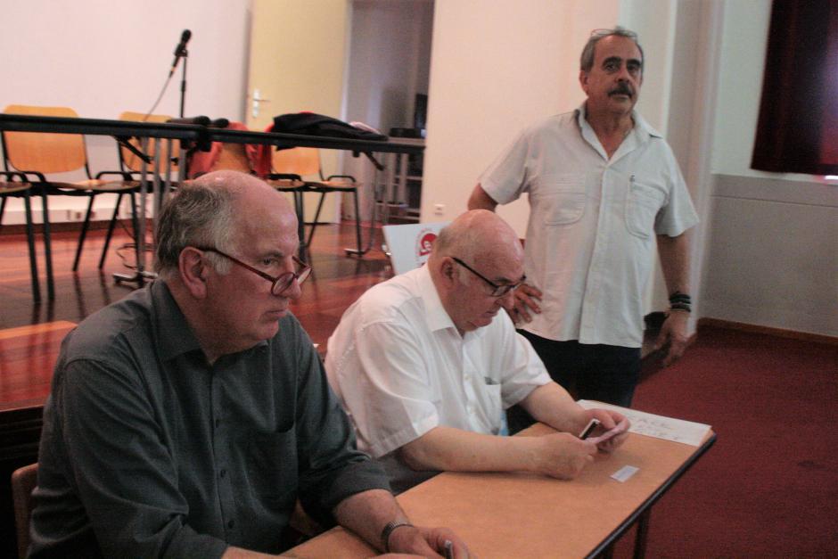 Les frères Alain et Eric Bocquet ont présenté leur livre sur l'évasion fiscale !