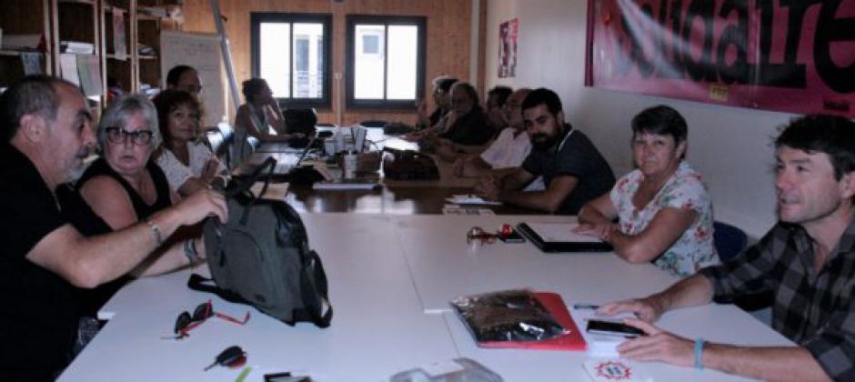 Le Front Social 66 ou de Catalogne Nord se structure et prépare le 12 septembre