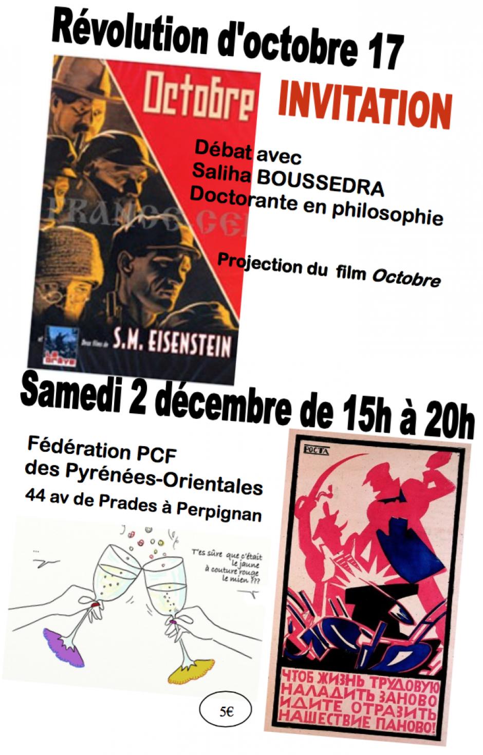 Révolution d'Octobre 17