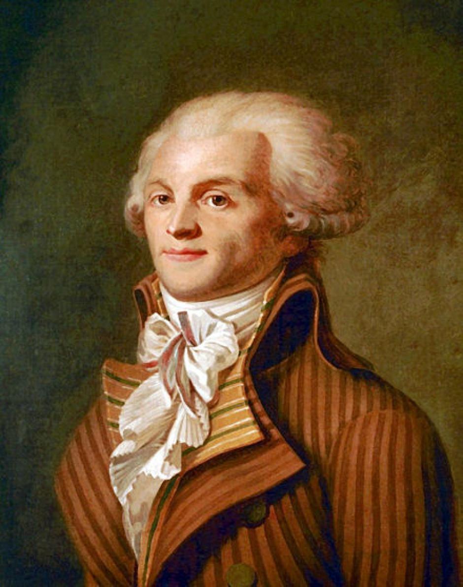 Vers de Maximilien Robespierre