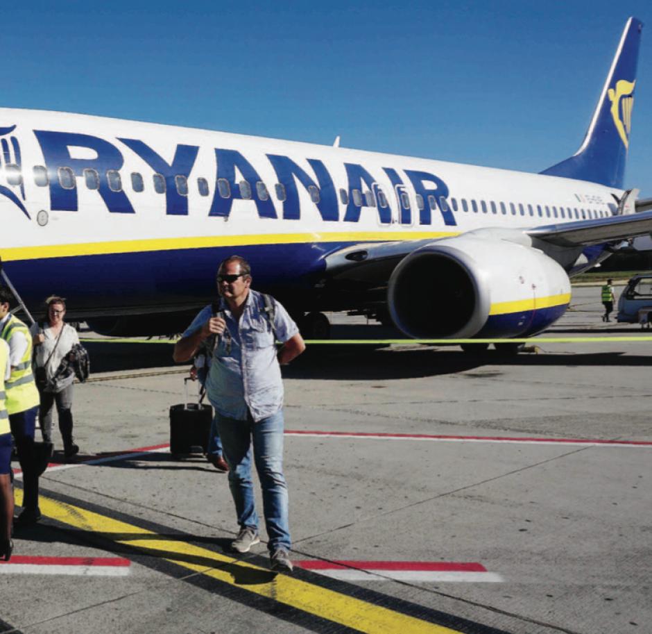 Ryanair plie socialement et revient à Marseille
