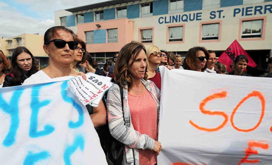 Fin de crise à la clinique Saint-Pierre qui se remet au travail