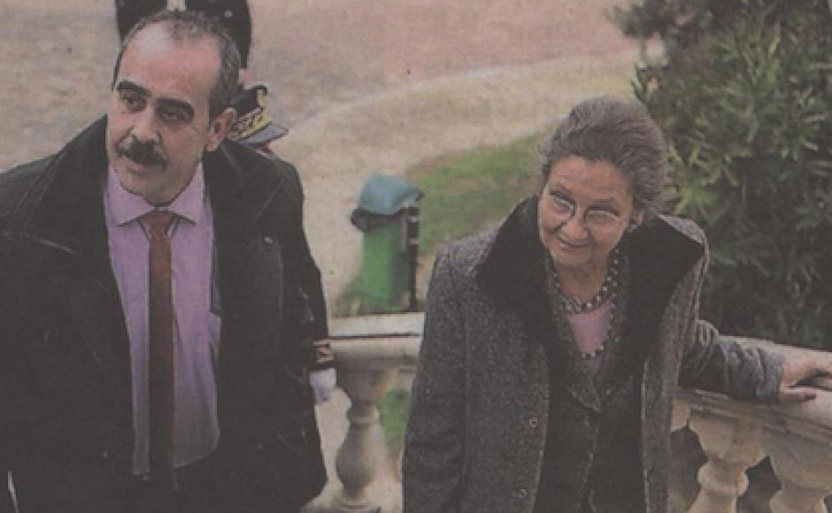 Elne. Simone Veil ambassadrice de la Maternité suisse