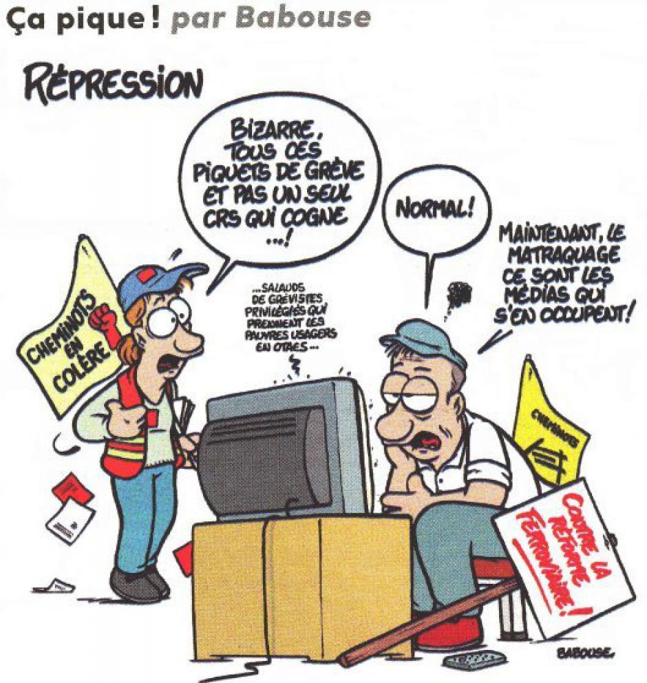 Grève à la SNCF. Le bac d'abord ?