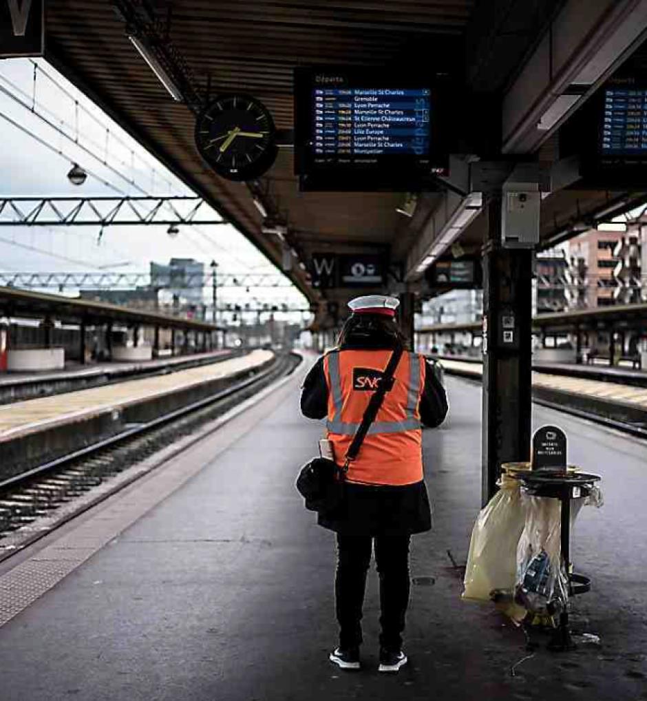 SNCF. Les sénateurs approuvent la réforme ferroviaire