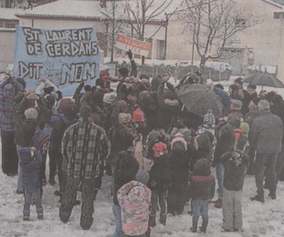 Saint-Laurent-de-Cerdan. Les parents d'élèves restent très vigilants