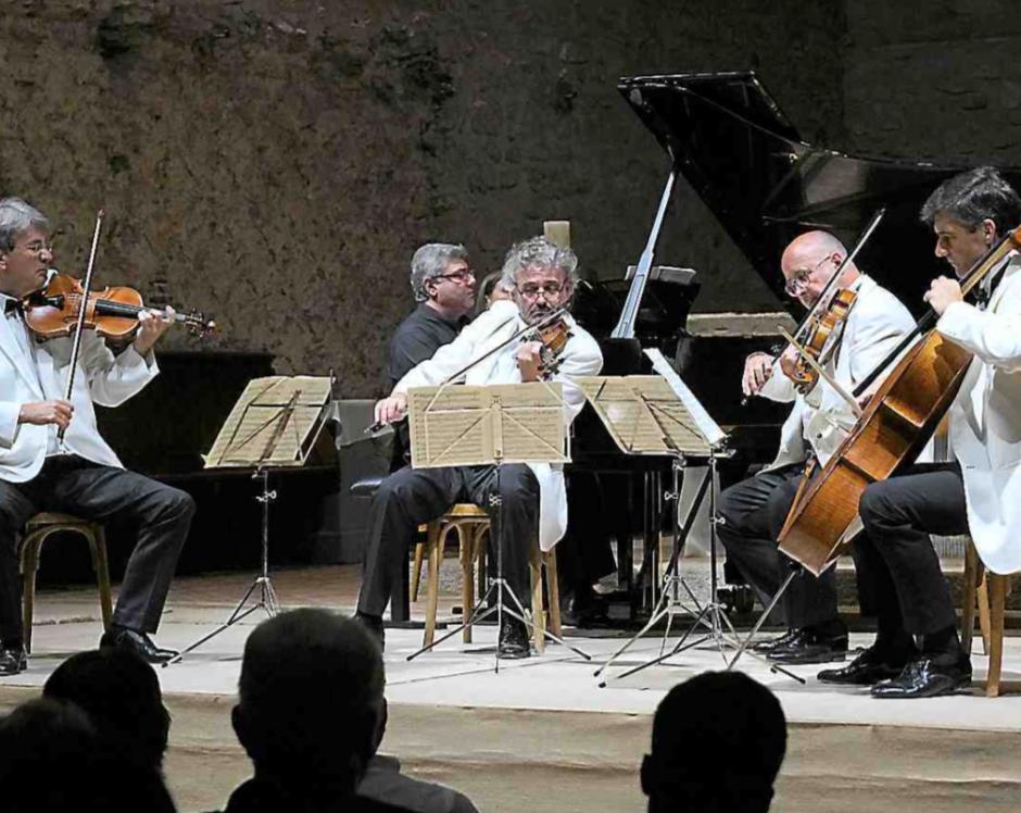 Le festival pablo Casals investit l'abbaye Saint-Michel de Cuxa