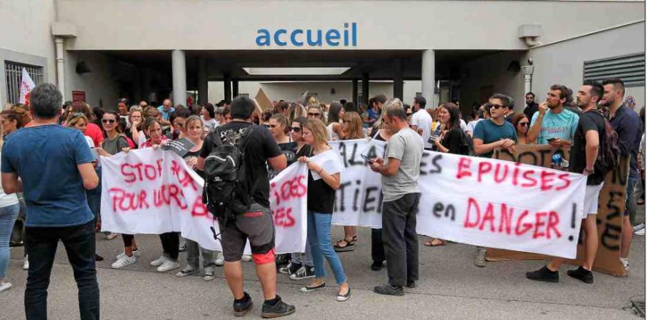Perpignan. Malaise social à la clinique Saint-Pierre