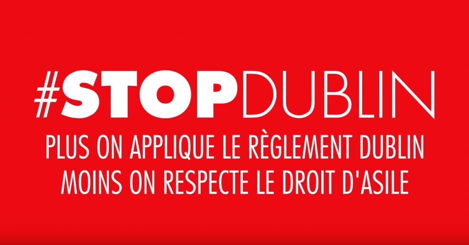 En finir avec le règlement Dublin pour un vrai droit d'asile en Europe