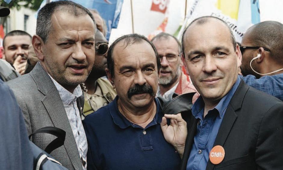 Réunion au sommet entre syndicats et patronat