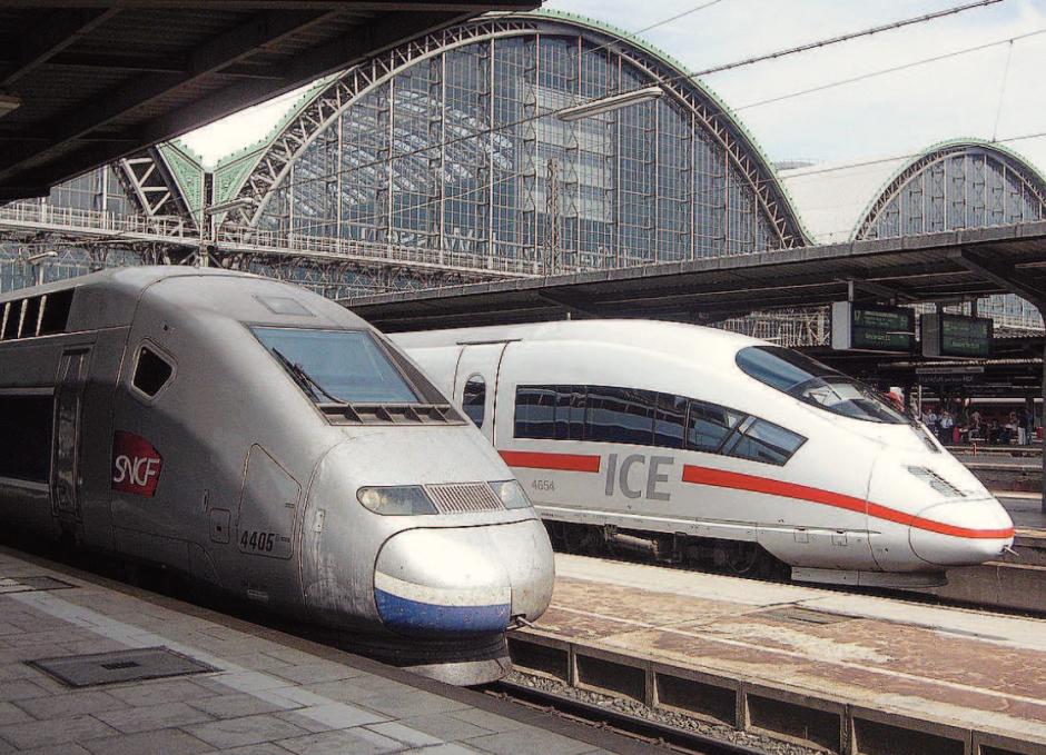 Transports. Les mirages des miracles ferrés allemand et anglais
