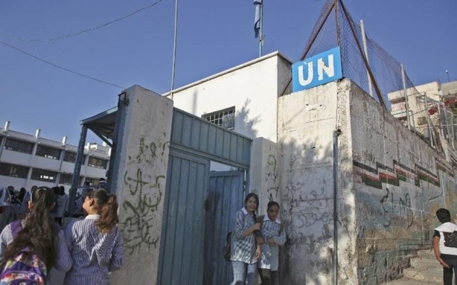 Réfugiés palestiniens. Trump coupe les vivres à l'ONU