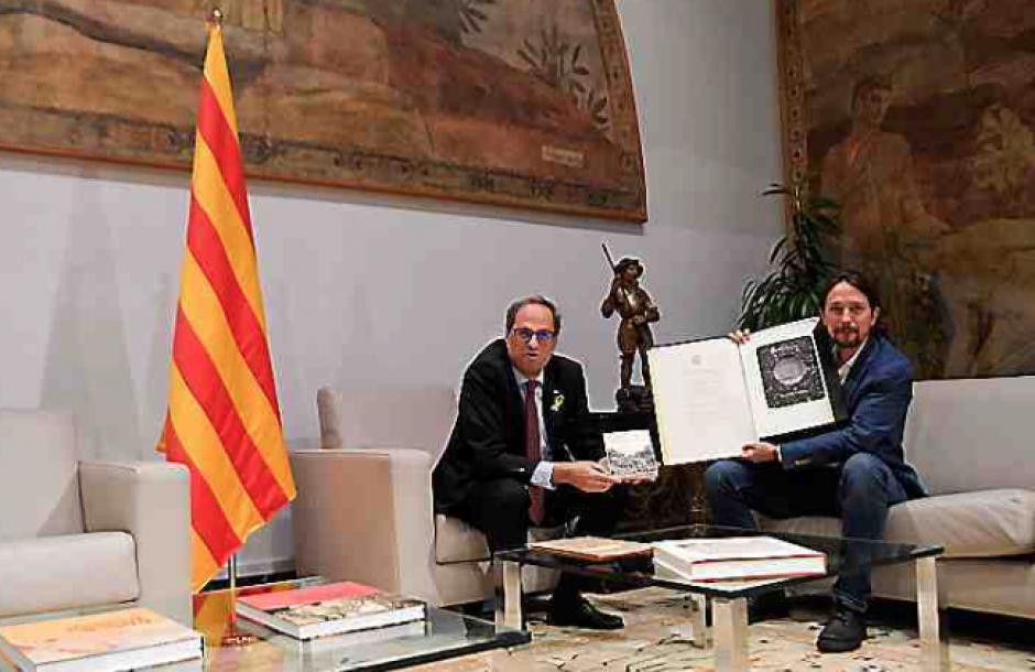 Politique espagnole. Sánchez et la reconquête de la Catalogne