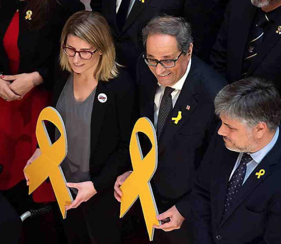 Catalogne. Torra, en attendant Puigdemont