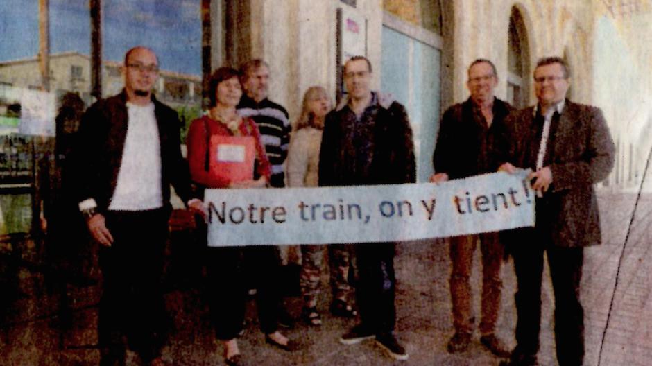 Ferroviaire. La défense du service public sur les rails