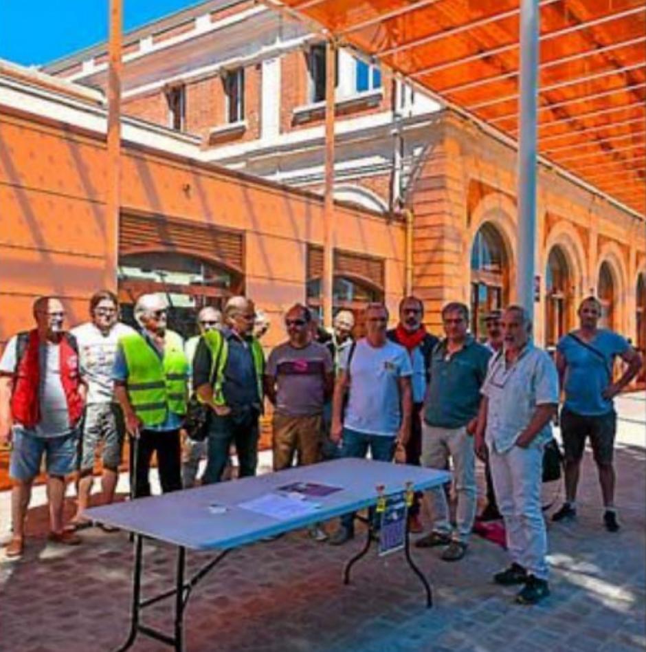 Mobilisation citoyenne jeudi pour le train primeur Perpignan-Rungis