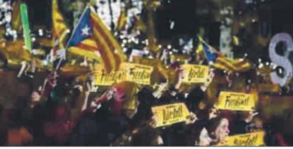 Catalogne nord, terre d'asile. Unitat Catalana communique