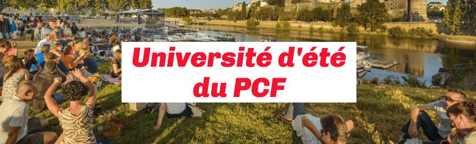 Université d'été du PCF