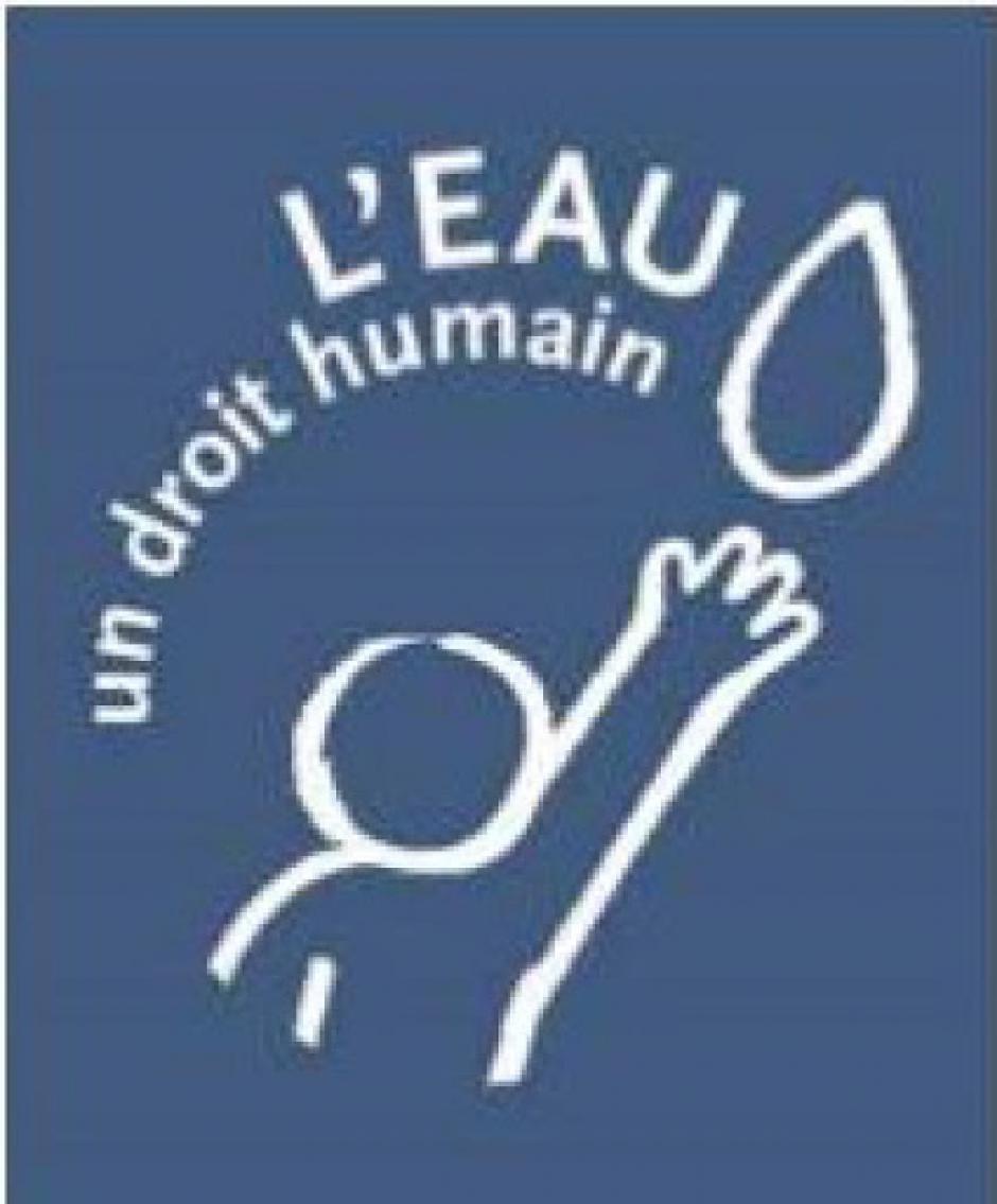 Le billet d'Yvon Huet. L'eau est un bien collectif