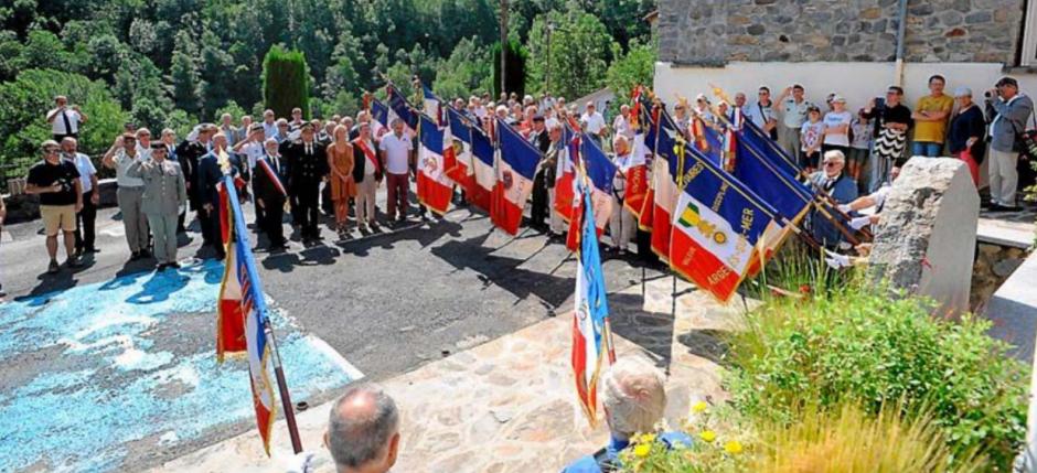 Valmanya, village martyr, n'oublie pas ses morts